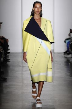 Parsons MFA Spring 2016 Ready-to-Wear Collection - Vogue