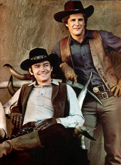 Alias Smith & Jones, Hannibal Heyes & Kid Curry