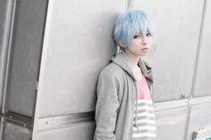 YuKiNgai(ユキ) 黒子テツヤ コスプレ写真 - WorldCosplay