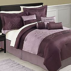 Mia 8-piece Comforter Set - jcpenney $180
