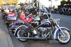 Harley-Davidson Motorcycle Row