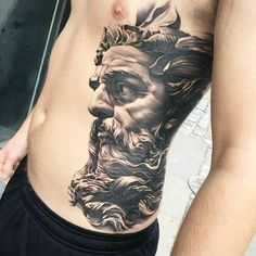 Spiritual, body tattoo on TattooChief.com