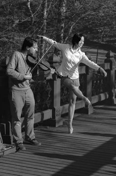 #ballet #ballerina #violin #musician #dance #dancer