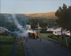 Gregory Crewdson is best known for his elaborate and surreal imagery of small town America. His photos almost always depict peculiar, and at times downright disturbing scenes of horror, chaos and. Stephen Shore, William Eggleston, Cinematic Photography, Fine Art Photography, Narrative Photography, Building Photography, Popular Photography, Contemporary Photography, Photography Tips