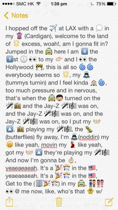 Emoji lyrics party in the USA PART 1 by Miley Cyrus