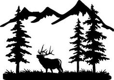 Here you find the best free Elk Scene Silhouette collection. You can use these free Elk Scene Silhouette for your websites, documents or presentations. Elk Hunting Trips, Hunting Decal, Bow Hunting, Wood Burning Patterns, Wood Burning Art, Elk Drawing, Elk Tattoo, Cornhole Designs, Pumpkin Carving Patterns