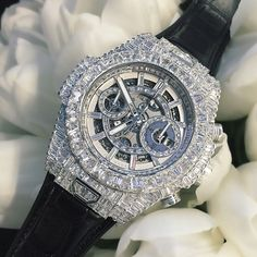 Big Bang UNICO full Diamonds