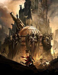 warhammer ilustraciones - Buscar con Google