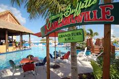 The largest Margaritaville in the world is in Grand Turk