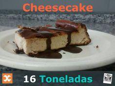 Esta semana fizemos o maravilhoso Cheesecake 16 toneladas - ele é pesado saboroso e bem fácil de fazer!  Confere lá: http://ift.tt/1RxCWAS  #receita #receitaslowcarb #sobremesaslowcarb #receitascomwhey #youtube #video #sobremesacomwhey #senhortanquinho #controleseucorpo #lowcarb #lowcarbhighfat #lchf #keto #atkins #recipes
