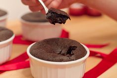 Nutella Chocolate Souffles. It has Nutella in it. Need I say more???