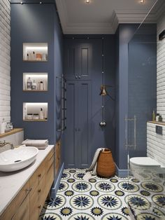 Awesome 34 Small Bathroom Makeover on A Budget http://homefulies.com/index.php/2018/04/22/34-small-bathroom-makeover-on-a-budget/
