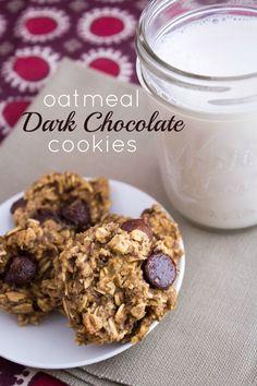 oatmeal dark chocola