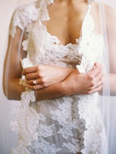 Veil. Photo by Taylor Lord. | mysweetengagement