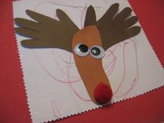 On Dasher , On Dancer , On Prancer…. | No Time For Flash Cards - Play and Learning Activities For Babies, Toddlers and Kids