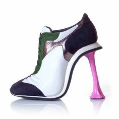 NEOSCOPE - THE OUTRAGEOUS SHOES OF KOBI LEVI
