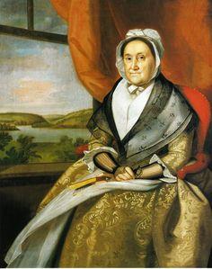 Mrs. Joseph Wright (Ralph Earl - 1792)