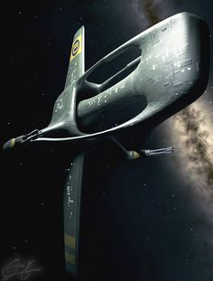 Brakiri Ship by Emi Martinez Spaceship Art, Spaceship Design, Stargate, Babylon 5, Starship Concept, Sci Fi Spaceships, 70s Sci Fi Art, Best Sci Fi, Sci Fi Shows