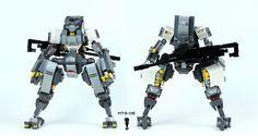 Cool Lego, Awesome Lego, Lego Bots, Lego Machines, Amazing Lego Creations, Lego Mechs, Lego Models, Lego Brick, Legos