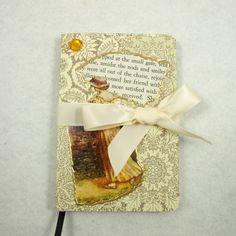 Pocket Diary 2014 - 7 x 10.5 cms. Handmade Cover  £2.75