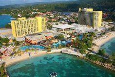 Sunset Jamaica Grande All Inclusive Resort Ocho Rios Where We Went On Our Honeymoon