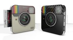 Instagram Camera will print its own Polaroids ... can you say vintage meets modern day equals cool gadget?