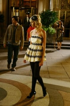 Jenny (Season 2, Episode 9)  A lil' fascinator for Lil' J. 'Gossip Girl' Series Finale: A Look Back At The Fashion From All 6 Seasons (PHOTOS)