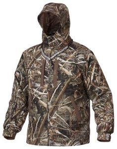 e29cff1aff22 Drake Waterfowl Systems EST Heat-Escape Waterproof Full-Zip Hooded Jacket  for Men - Realtree -