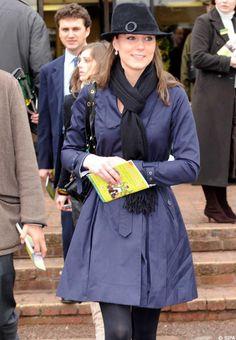 Kate Middleton & Borsalino
