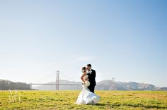 Claire & Jamie, St. Dominic's Church and San Francisco Fairmont Wedding » Vero Suh Photography   www.verosuh.com