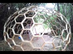 Hawaii frequency 6 geodesic dome Metatrons flower of life frequency 6  dome