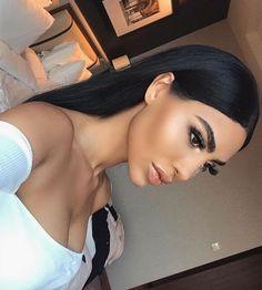 The most perfect look for dark eye/dark hair chicks! Makeup Goals, Makeup Inspo, Makeup Inspiration, Makeup Tips, Beauty Makeup, Hair Beauty, Flawless Makeup, Skin Makeup, Pretty Makeup