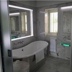 Stables, Corner Bathtub, Bathroom, House, Washroom, Horse Stables, Corner Tub, Bathrooms, Haus
