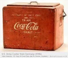 old coke ice box - Google Search