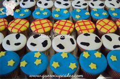 toy story cupcakes | Cupcakes Toy Story - Quero Cupcakes - Onde Comer em Salvador