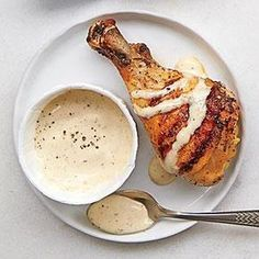 Use this vinegary, piquant North Alabama specialty as both a basting and finishing sauce on smoked or grilled chicken.