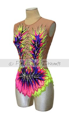RG custom leotard -number 346