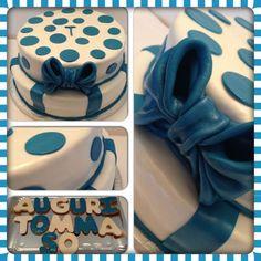 Cake design: torta comunione