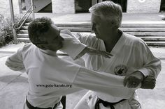 age is no barrier, in Martial arts!