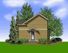 Plan Saybrook House Plan - The House Designers, LLC