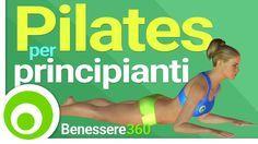 Pilates: Esercizi Base a Casa - Lezione Completa in Italiano per Dimagri...
