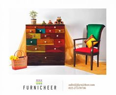 Ethnic Furniture - The intricate knot patterns of Sheesham and the fine grains of earthy Mango wood crafted ethnic furniture from Furnicheer.