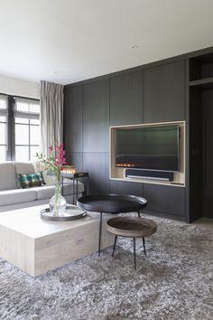 Laat je inspireren door het project: Luxe interieurontwerp. Exclusieve foto's en het verhaal.
