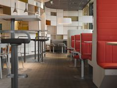 McDonald's Unveils High-Design Concept Store In France