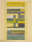 Anni Albers-Textile-Wall hanging