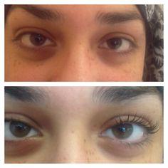 No make up , no mascara ! Yumi lashes lifted