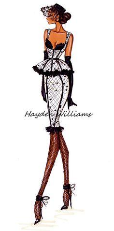 Hayden Williams Haute Couture Fall/Winter 2012.13 pt2