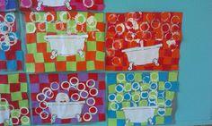 Art N Craft, Hygiene, Art Plastique, School Fun, Schmidt, Summertime, Recycling, Diy Crafts, Tela