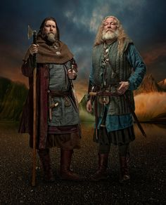 Vikings by Brynjar Ágústsson, this would be icelandic viking ...