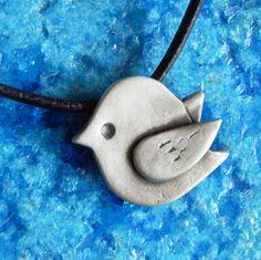 Bird  Necklace!  :D